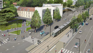 JCX Projets sur le Tramway T9